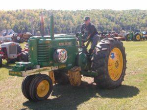 Barton Fair Tractor Pull