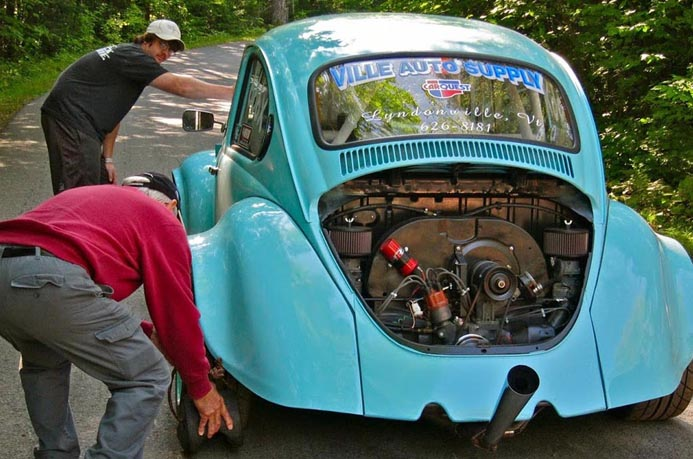 Air cooled VW repair