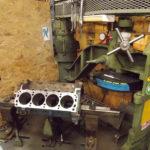 Head Planning at Big Es Garage VT