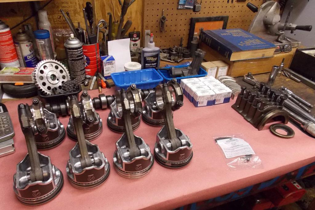 engine rebuilder in VT vermont