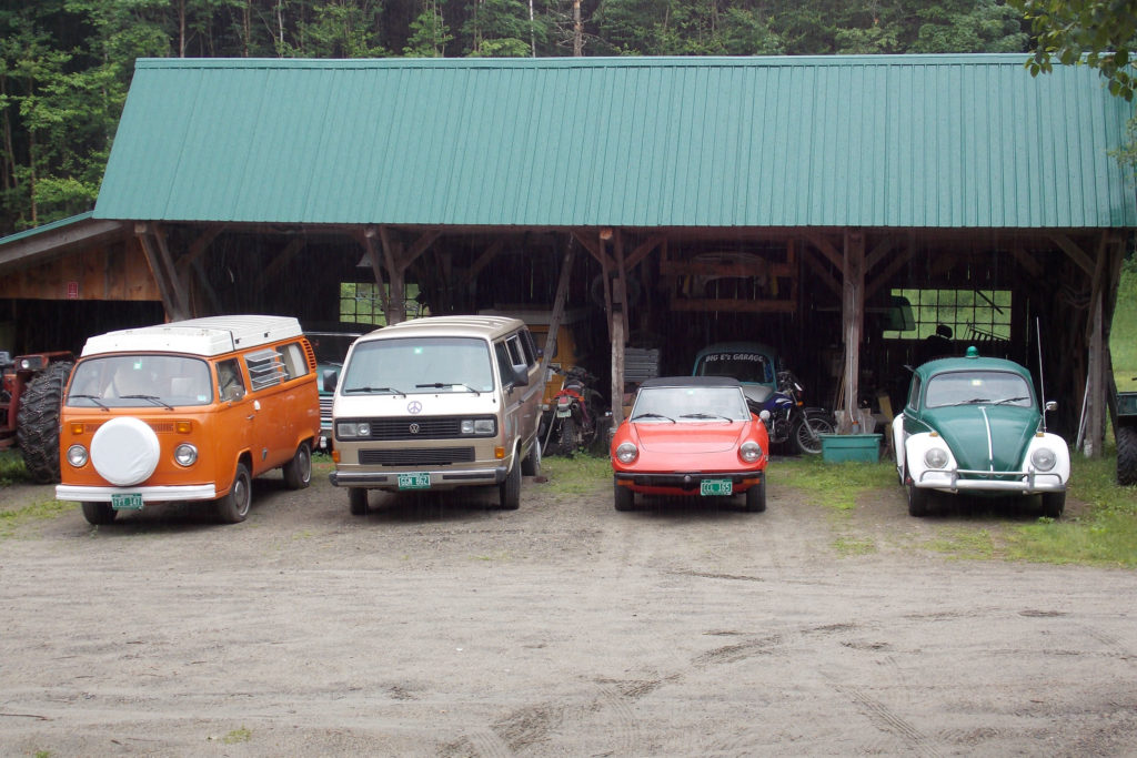 Air-cooled VW Repair Shop