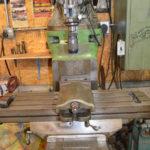 bridgeport machining work