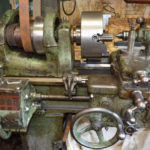 machine shop lathe