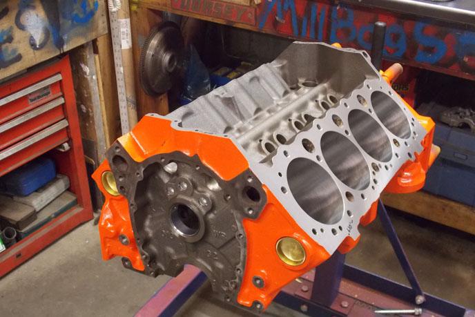 Chevy 388 Stroker