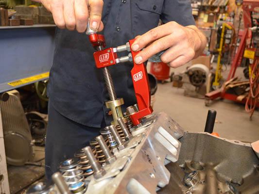 installing valve springs