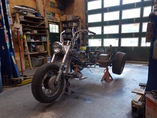 The VW Trike