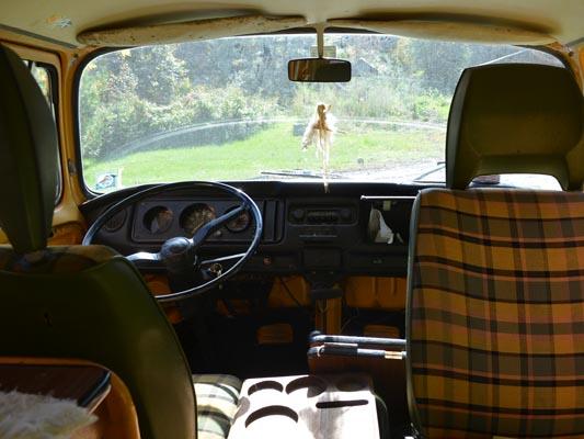 1976 VW Camper Dash