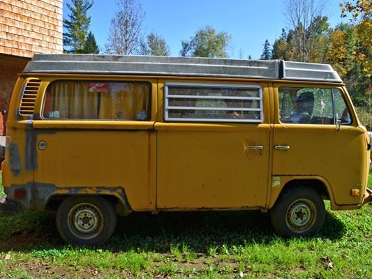 1976 VW Camper my camper